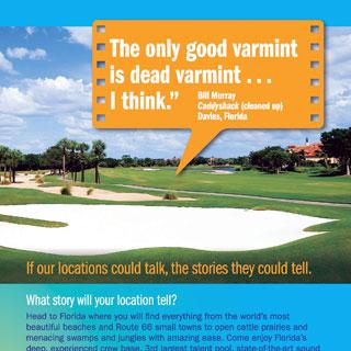 Best Tourism Print Ads